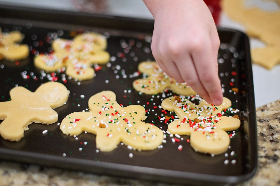 easy christmas cookie recipes for kids - Easy Christmas Cookies For Kids