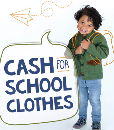 Kid to Kid Cash For Back To School Clothes