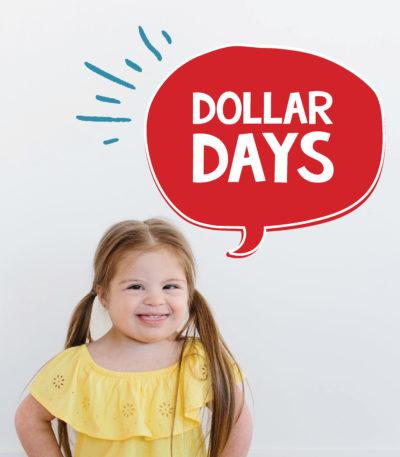 Kid to Kid Dollar Days
