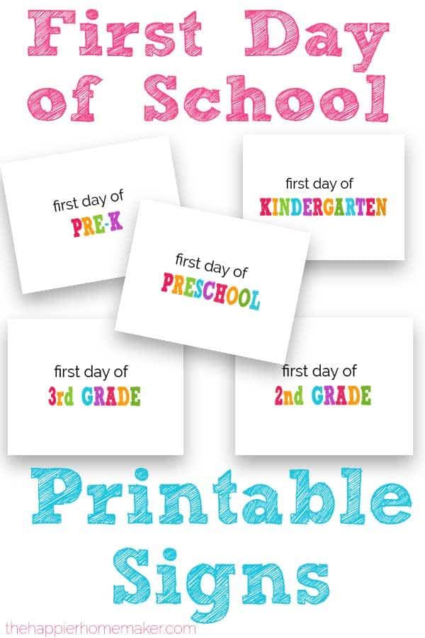 https://thehappierhomemaker.com/first-day-of-school-printables/