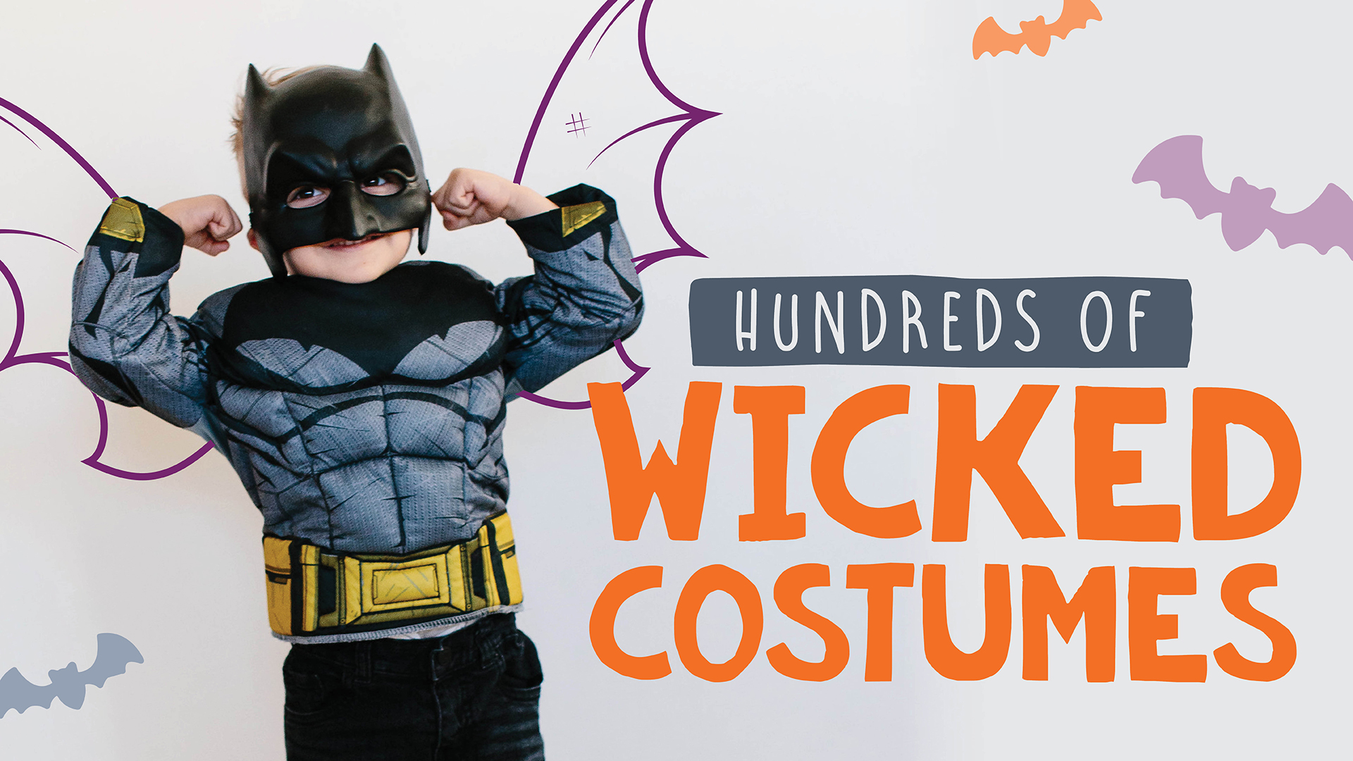 100s of Wicked Costumes