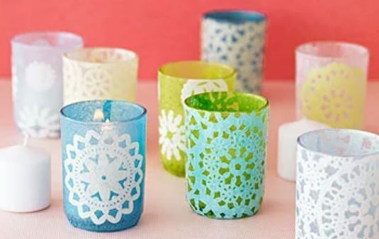 Lacey Candles