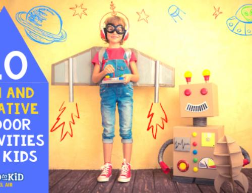 20 Fun and Creative Indoor Activities for Kids