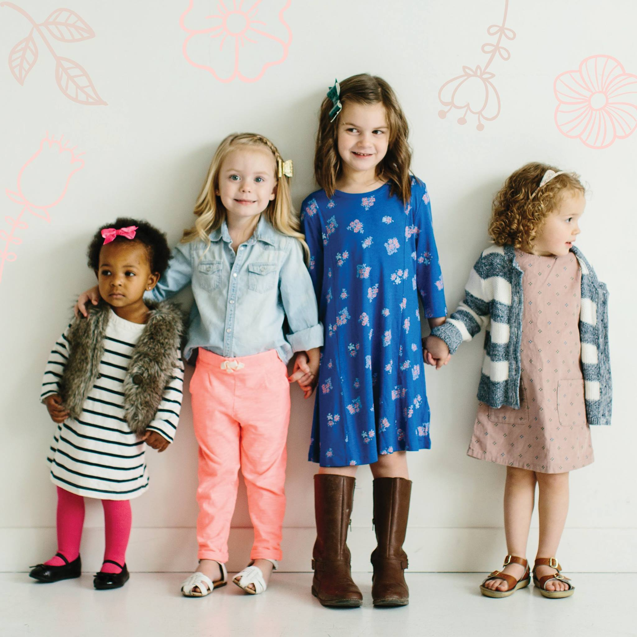 Spring Outfits at Kid to Kid